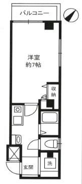 代々木公園ヒルズ203号室(賃貸)