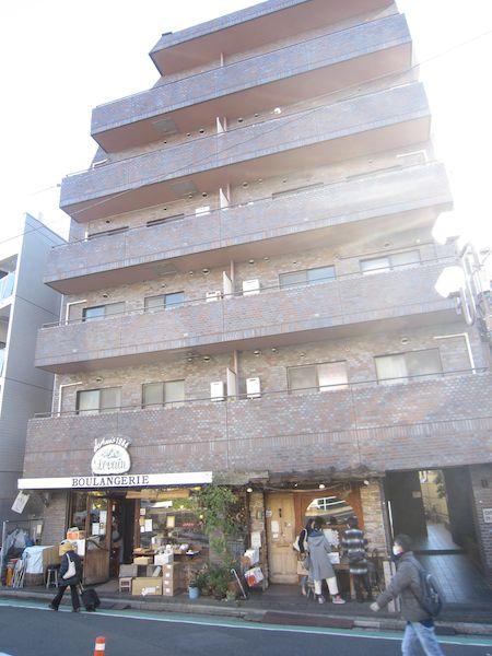 GSハイム代々木八幡4F(賃貸)