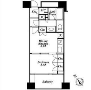 プレミアロッソ603号室(賃貸)