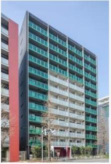 パークハビオ渋谷神山町802号室(賃貸)