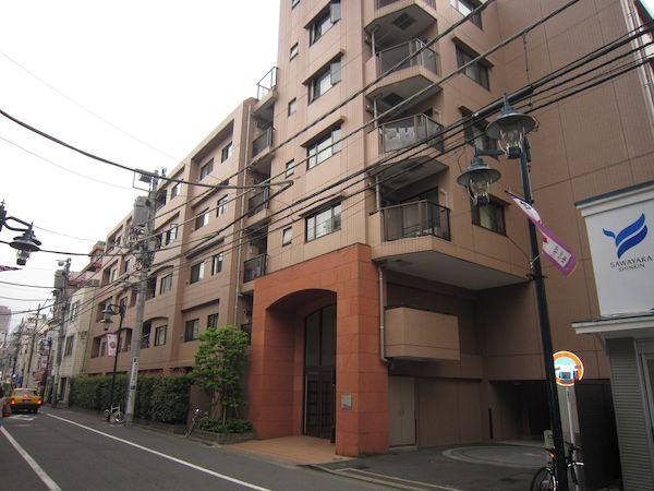 クリオ渋谷ラ・モード(賃貸マンション)