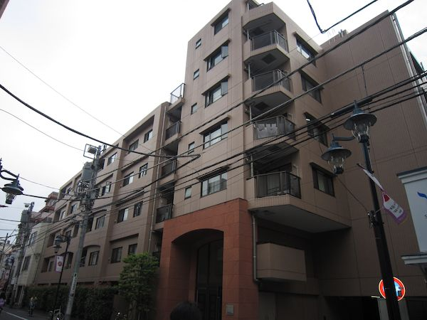 クリオ渋谷ラ・モード208(賃貸)