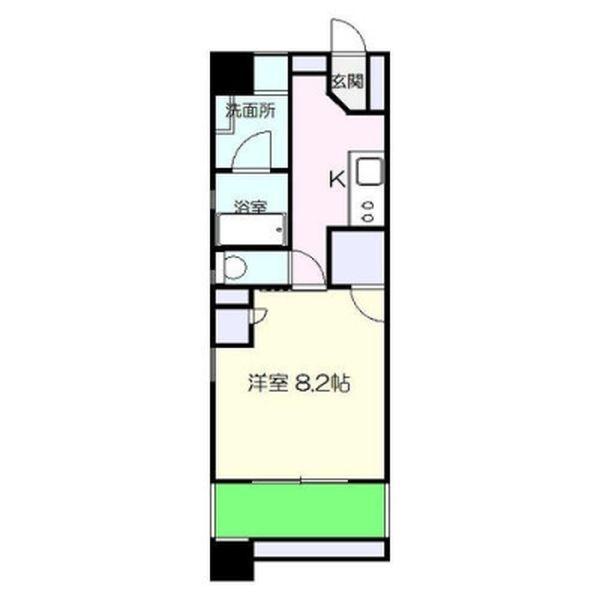 ☆駅近 分譲タイプ☆パークハウス代々木公園ラフィナート(賃貸マンション)