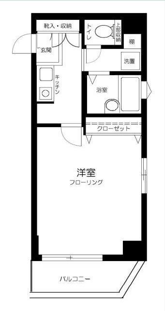 エルサンタフェ渋谷403号室(賃貸)