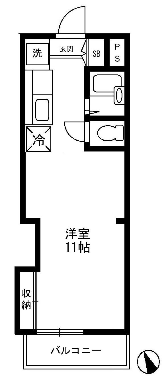 サンハイツケイ305号室