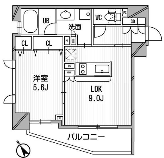 クリオ渋谷ラ・モード