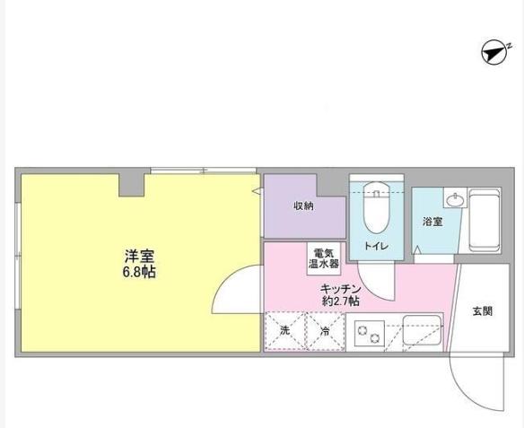 セレーノ武田 501号