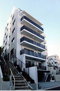 パークハウス代々木公園アーバンス 8階