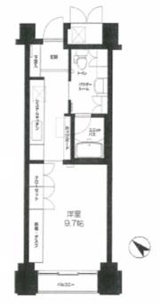 グリーンコアL渋谷 205号室(賃貸)