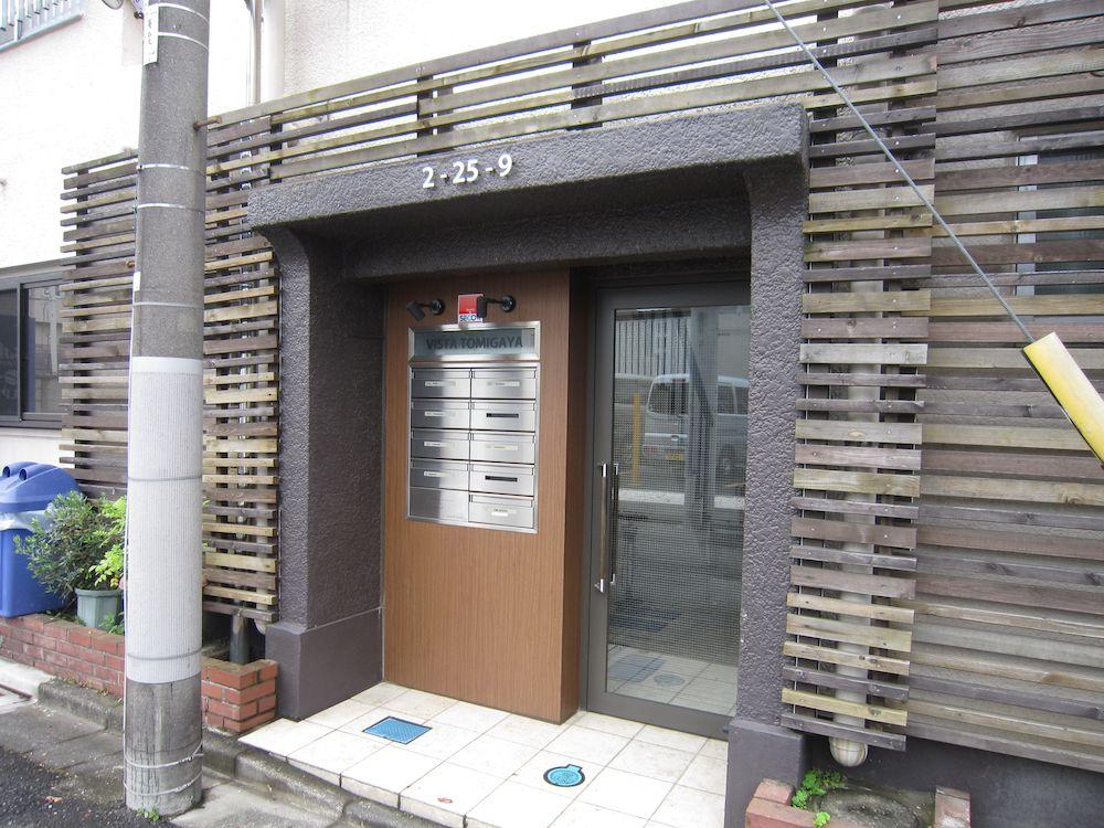 VISTA富ヶ谷 201号