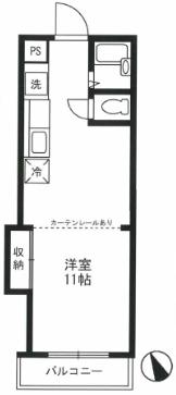 サンハイツケイ 205号
