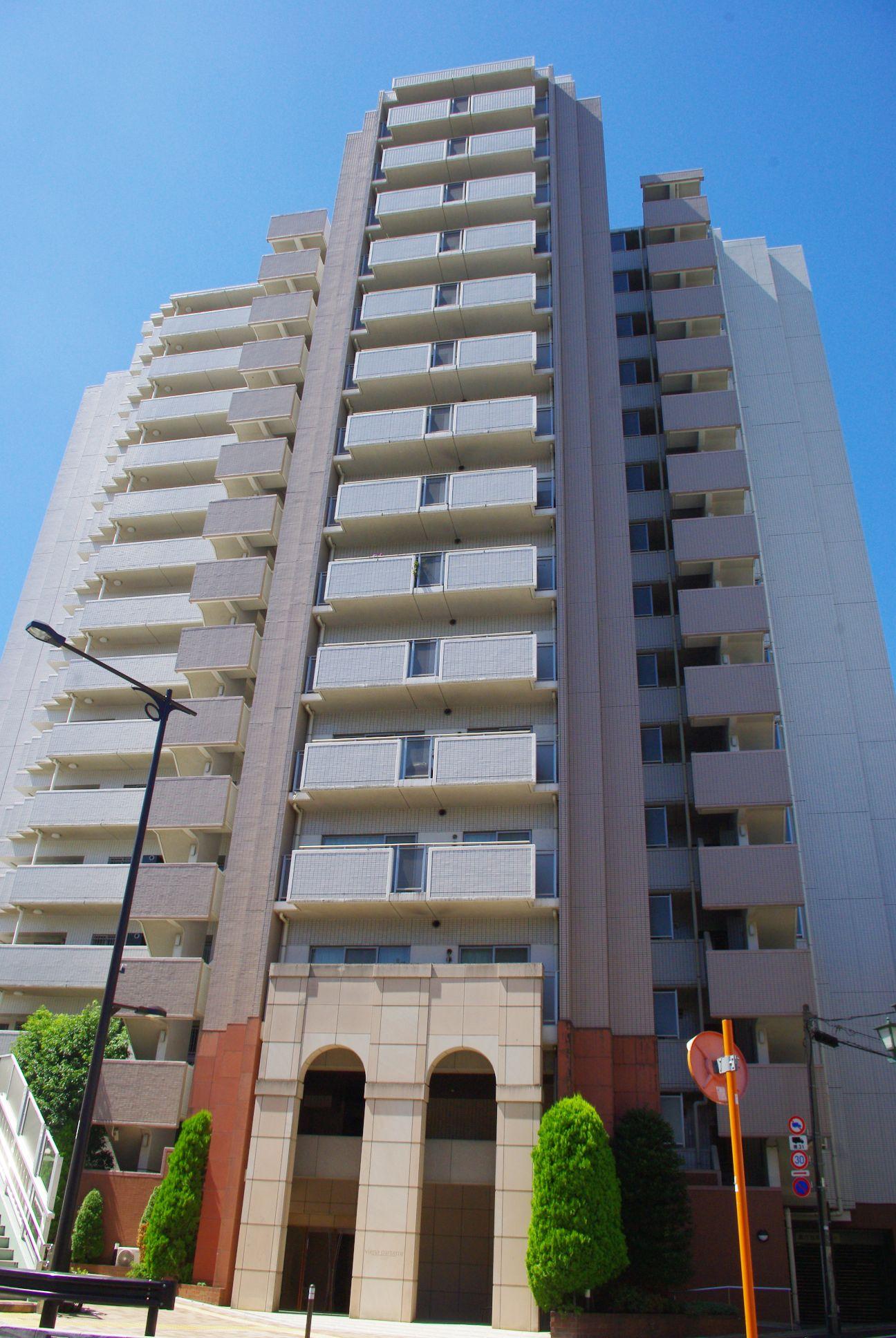 ヴィーナパルテール10階
