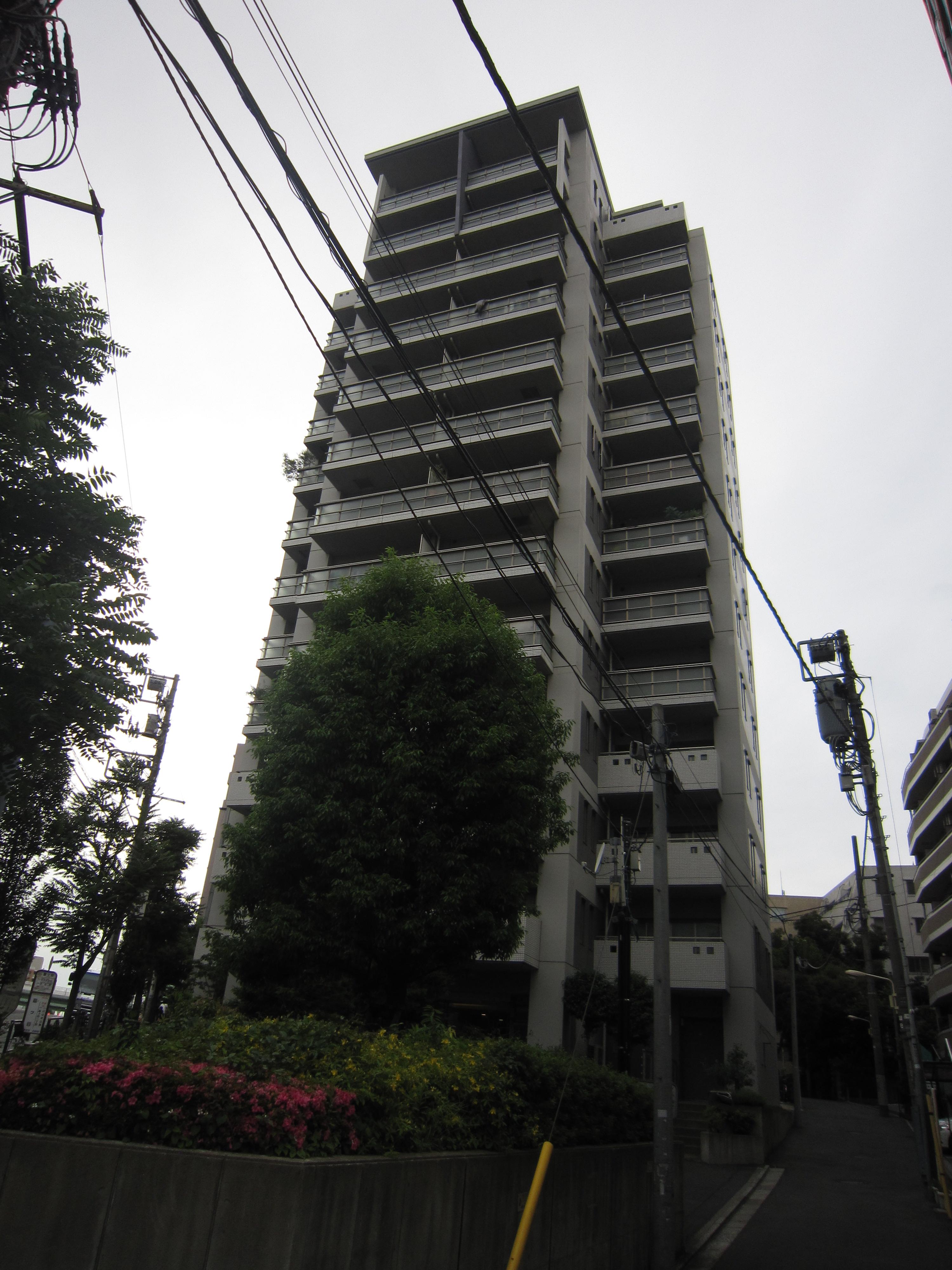 グレイスコート代々木公園 8階