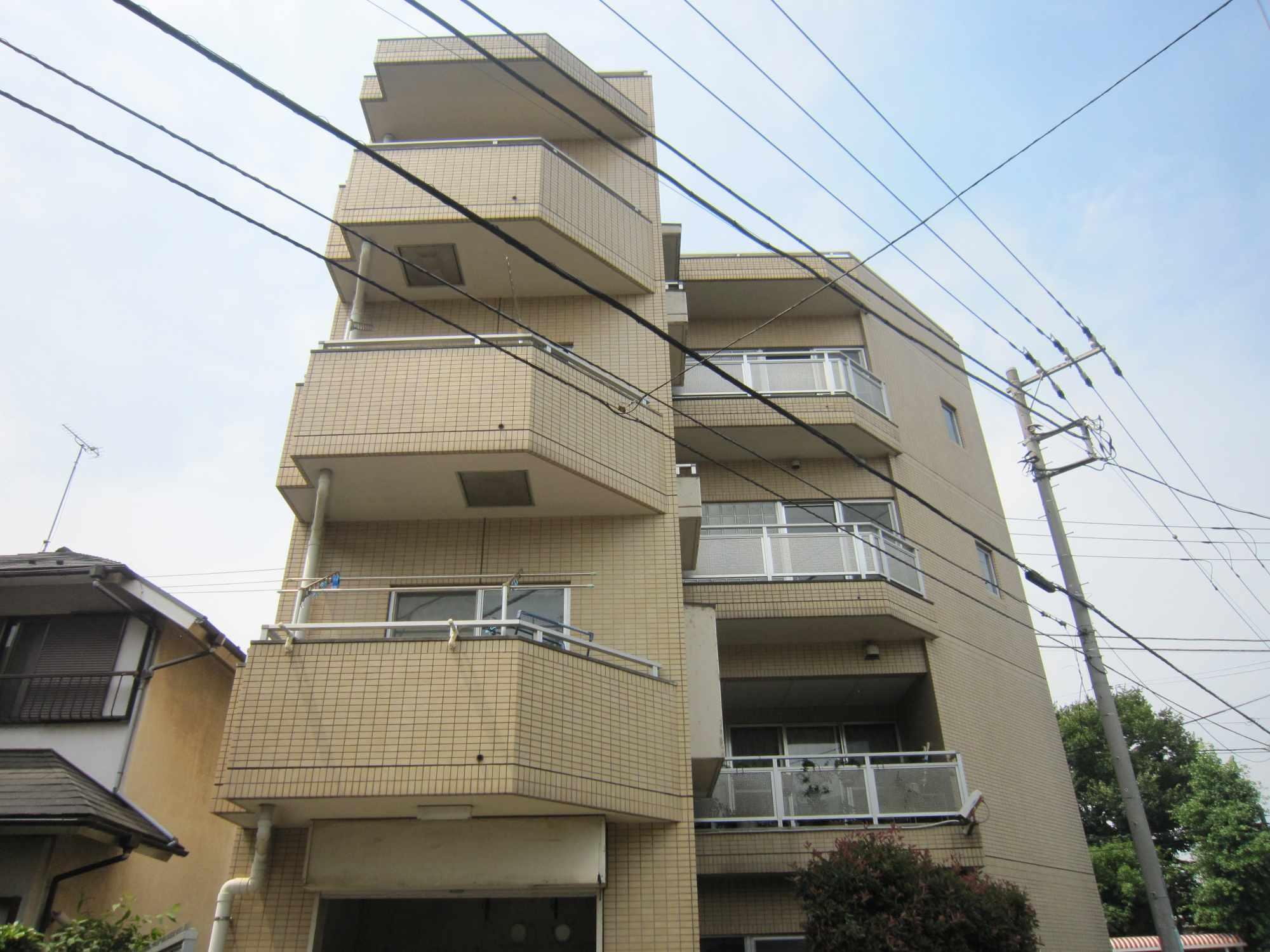 浜崎ビル 3階‐4階