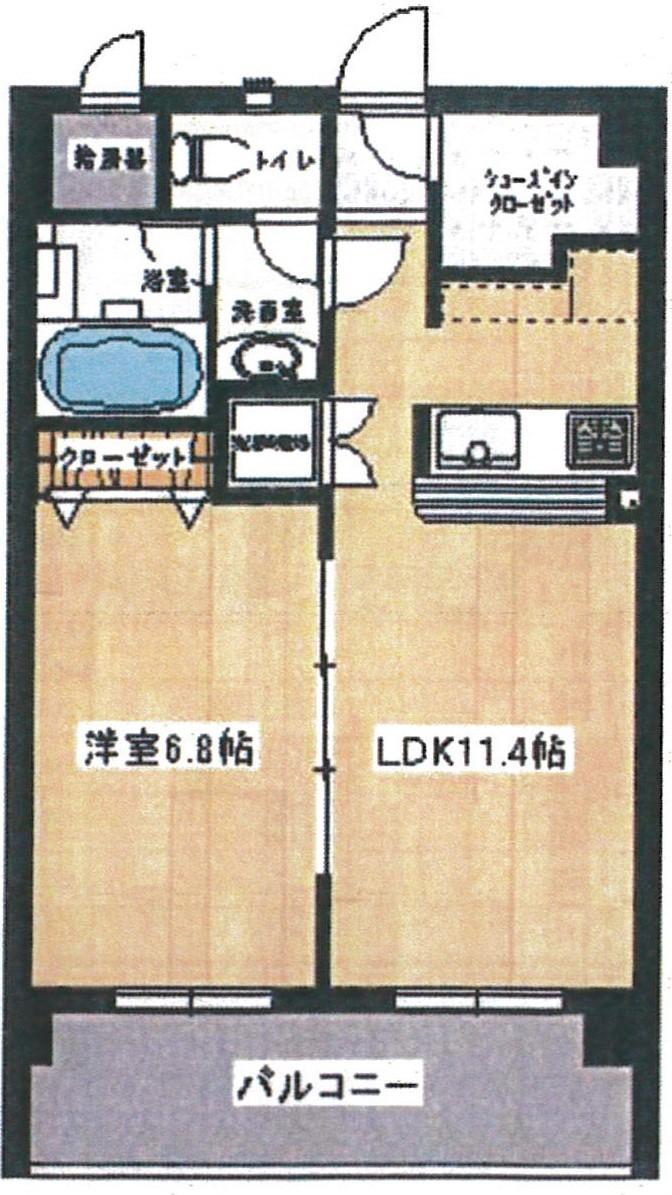 ☆駅近!設備充実マンション☆竹庭YOYOGI-KOEN(賃貸マンション)