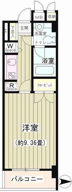 ☆人気の神山町!楽器相談可能☆NONA PLACE渋谷神山町205号室(賃貸マンション)