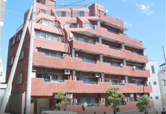 パラスト市ヶ谷302号室(賃貸)
