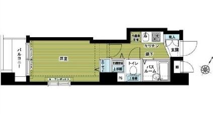 トーシンフェニックス代々木公園302号室(分譲賃貸マンション)