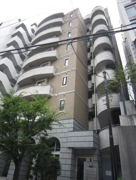 SOHO代々木公園4階(賃貸)