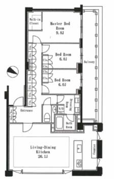 プライムメゾン御殿山WEST408号室