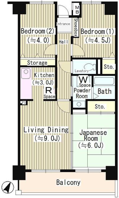 クリケットヒル富ヶ谷106号室(賃貸)