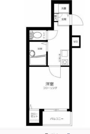菱和パレス代々木公園401号室(賃貸)