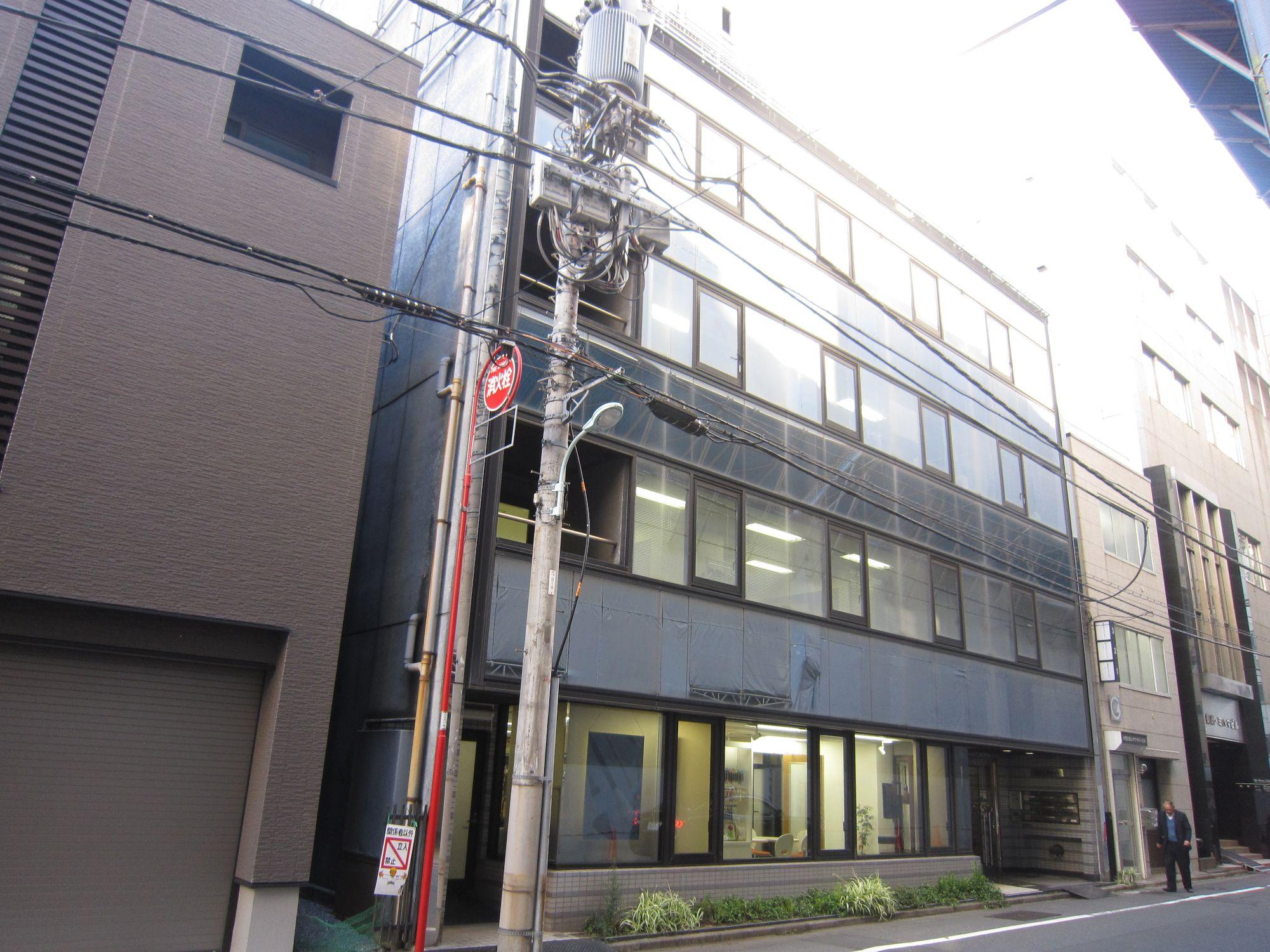 アルファ新富ビル7階(賃貸)