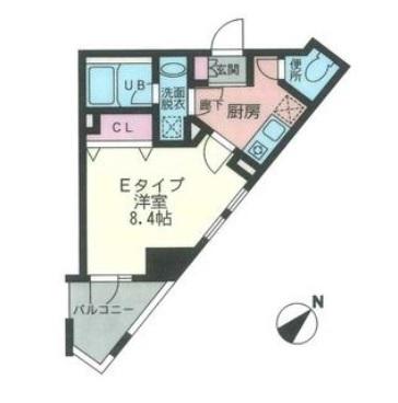 CimaCoppi505号室(賃貸)