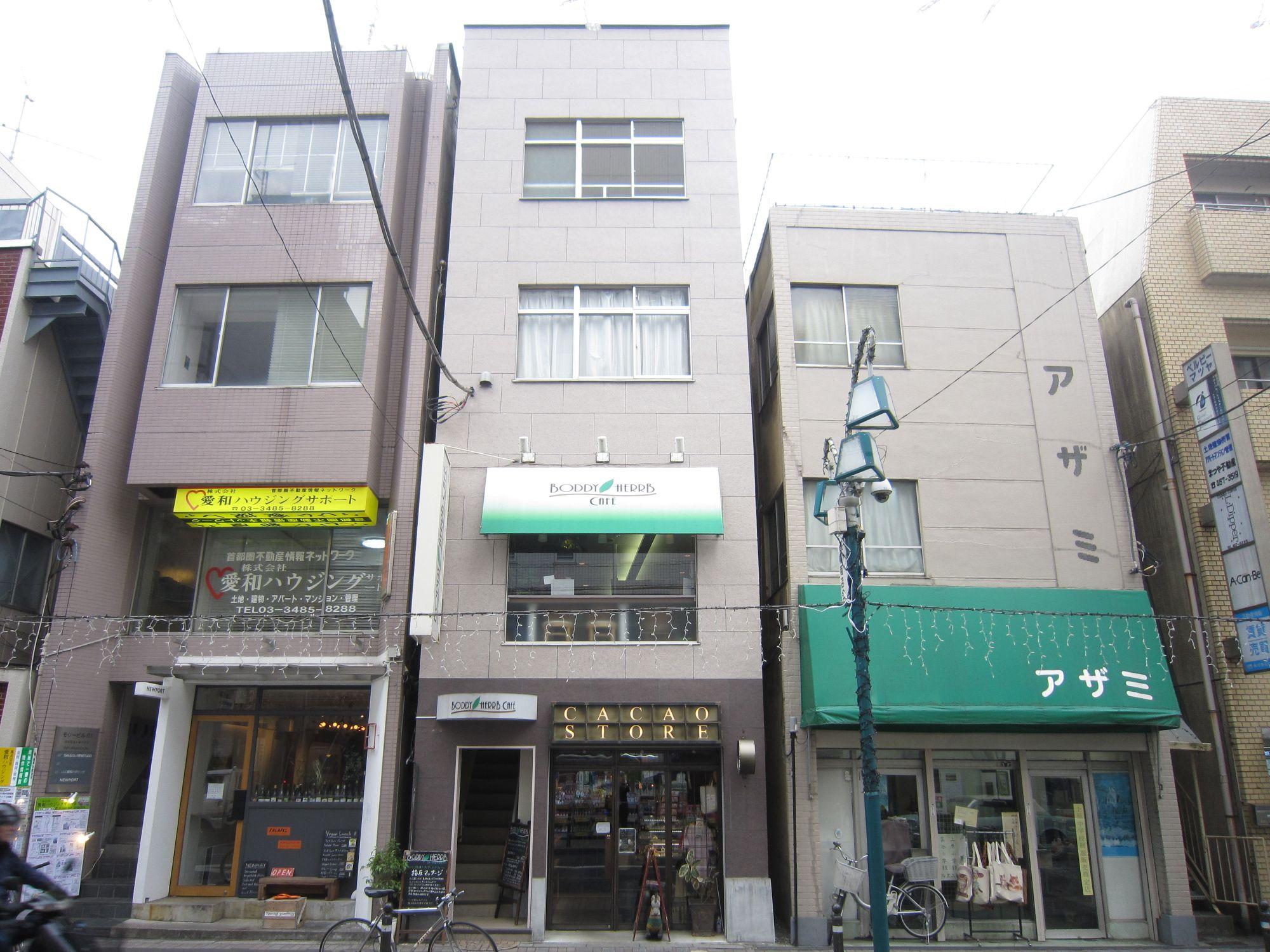 佐藤ビル4F(賃貸)