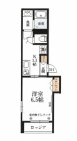 パークフロント代々木301号室(賃貸)新築2020年2月築