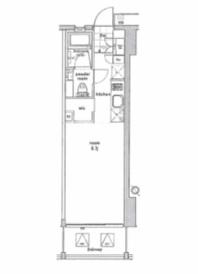 プレミアムキューブ元代々木404号室(賃貸)