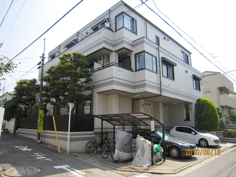 野沢フラット203号室(賃貸)
