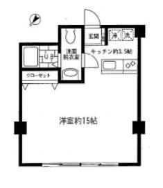 CUL de SAC14(キュドサック14)0102号室(賃貸)