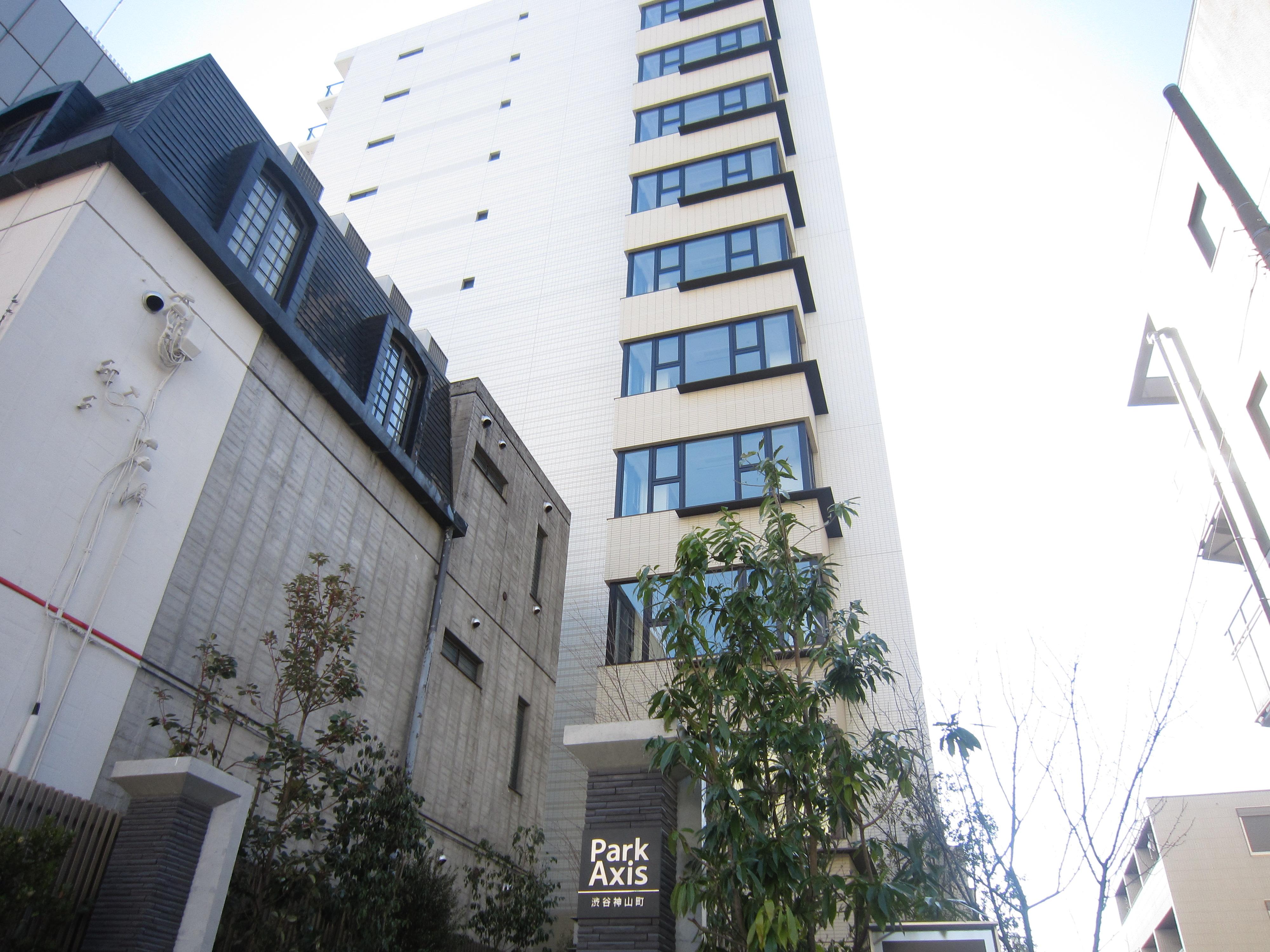 パークアクシス渋谷神山町1101号室(賃貸)