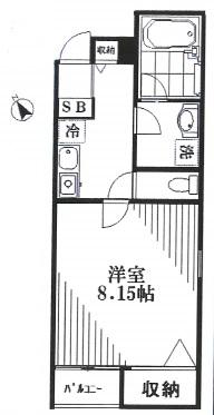 LH神山町303号室(賃貸)