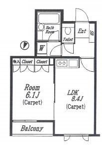 藤和シティホームズ代々木310号室(賃貸)