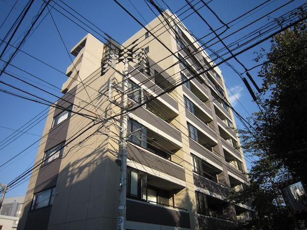 パークキューブ代々木富ヶ谷804号室(賃貸)