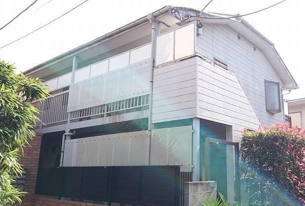 エクセル富ヶ谷107号室テラスハウス(賃貸)