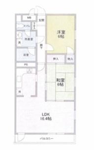 カーサ神山402号室(賃貸)
