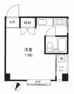 ペアコート荒井 302号室(賃貸)