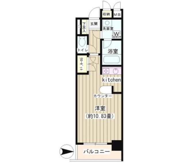 NONAPLACE渋谷神山町404号室(賃貸)