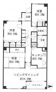 シティコート代々木314号室(賃貸)