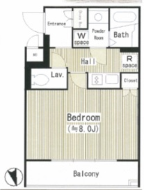 M FLATS(エムフラッツ)102号室(賃貸)