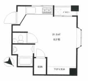 ペアコート金子301号室(賃貸)