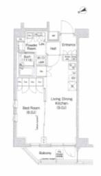 プラウドフラット代々木八幡301号室(賃貸)